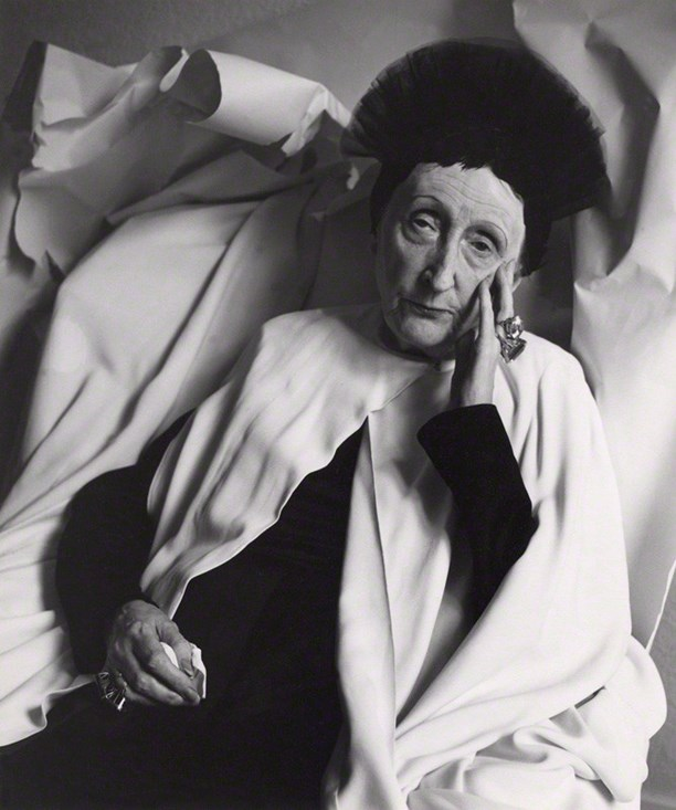 Edith Sitwell by Cecil Beaton