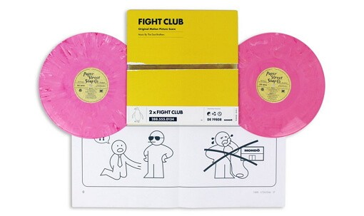Fight Club vinyl